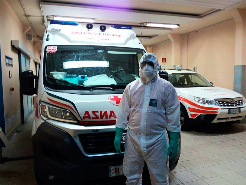 Мужская сборная Италии по водному поло, победившая на последнем первенстве мира в южнокорейском Кванджу, выставила на интернет-аукцион чемпионские перстни, чтобы помочь больнице в Бергамо