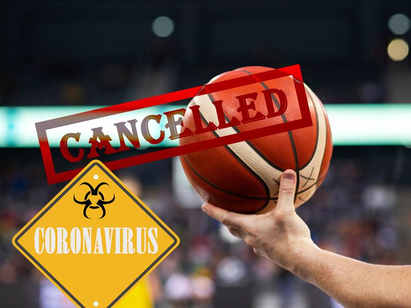 В Европе отменены все запланированные на лето баскетбольные соревнования
