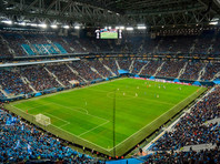 Санкт-Петербург не собирается отказываться от матчей футбольного Евро