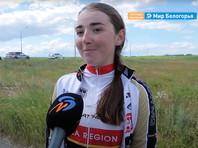 Российская велогонщица Александра Гончарова дисквалифицирована на четыре года за нарушение антидопинговых правил
