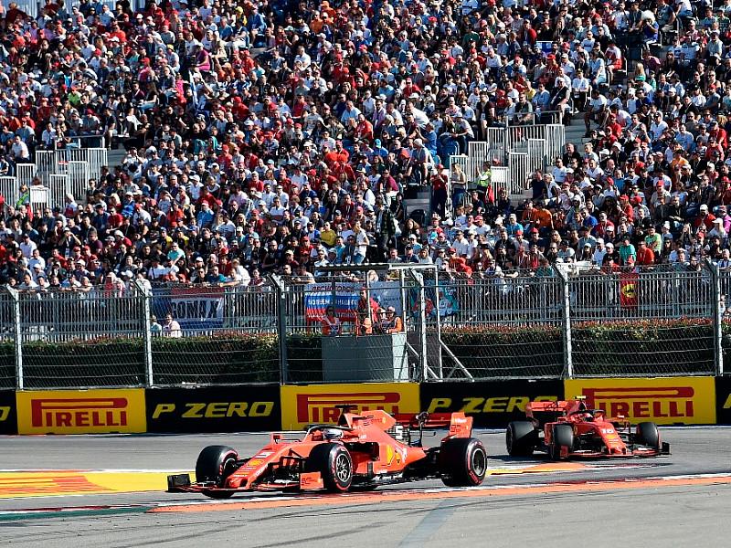 """Хозяева """"Формулы-1"""" допустили полную отмену гонок в 2020 году"""