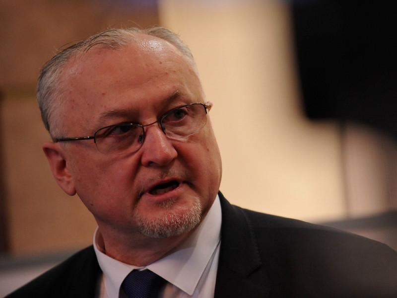 Генеральный директор Российского антидопингового агентства (РУСАДА) Юрий Ганус