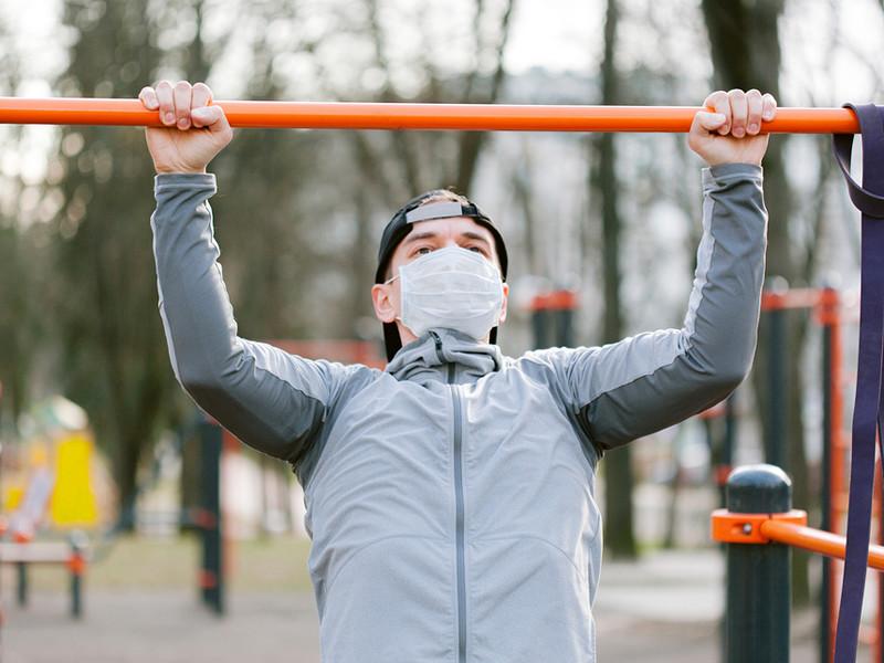 Врач рассказала об опасных последствиях коронавируса для спортсменов