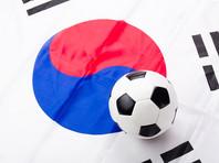 Южнокорейским футболистам запретят разговаривать во время игр