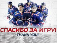Питерский хоккейный клуб СКА расстался с тремя олимпийскими чемпионами