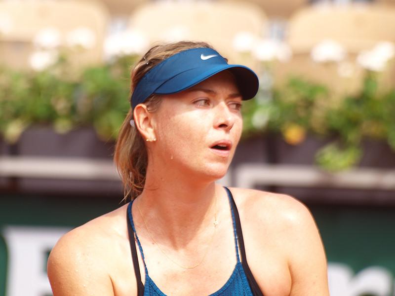 Шарапова проиграла Сабатини в финале виртуального чемпионата США по теннису