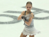 Фигуристка Александра Трусова ушла от тренера Этери Тутберидзе