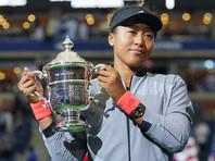 Теннисистка Осака установила рекорд для женского спорта, заработав за год почти 40 млн долларов