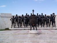 В Ереване воры украли статую Никиты Симоняна