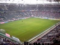 """Мёнхенгладбах, стадион """"Боруссия-Парк"""""""