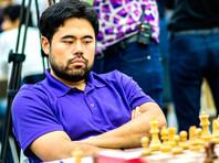 Шахматист Накамура одолел Карлсена и встретится в финале турнира с Дубовым