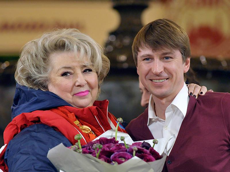 """Тарасова заступилась за Ягудина: """"У него другая форма опьянения: лег и спит"""""""