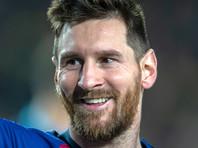 Лионель Месси признан самым эффективным бомбардиром в истории Лиги чемпионов