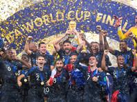 Французский футболист продал золотую медаль ЧМ-2018