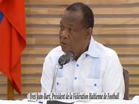 Главу Федерации футбола Гаити обвинили в изнасилованиях юных спортсменок