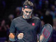 Теннисист Роджер Федерер впервые стал самым высокооплачиваемым спортсменом мира