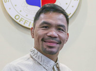 Боксер Мэнни Пакьяо намерен побороться в 2022 году за пост президента Филиппин
