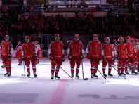 Московский ЦСКА сохранил титул лучшего хоккейного клуба Европы