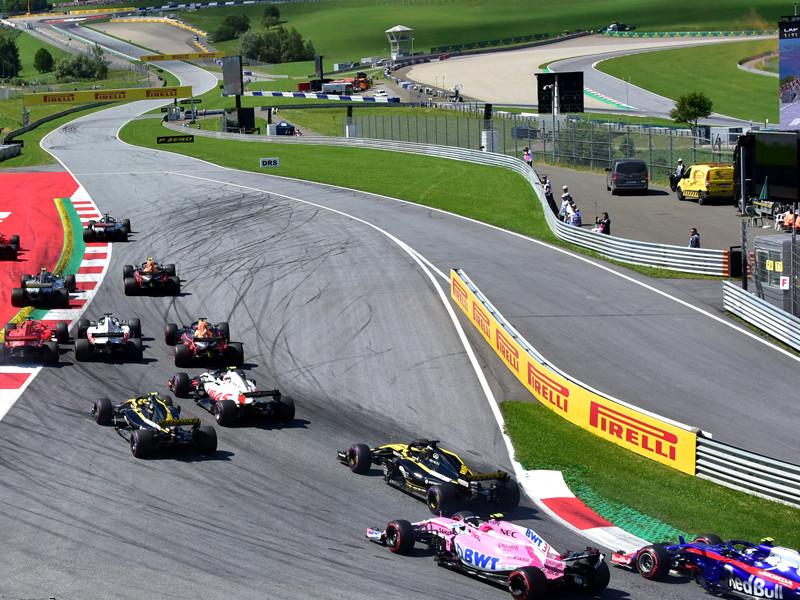 Европейская часть сезона стартует в начале июля гонкой в австрийском Шпильберге