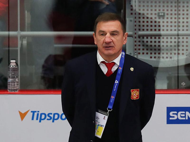 Новым тренером сборной России по хоккею назначен Валерий Брагин