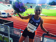 Лыжница Тереза Йохауг отобралась на чемпионат мира по легкой атлетике