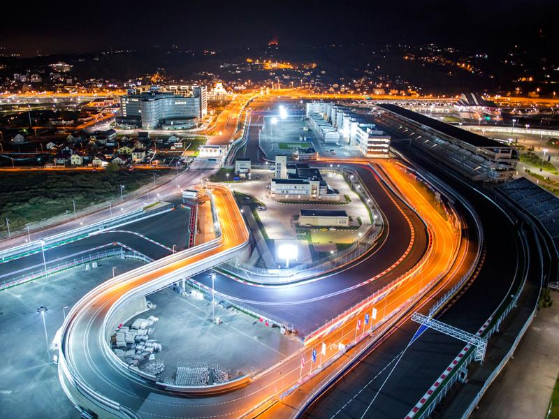 """На автодроме в Сочи в 2020 году могут пройти сразу две гонки """"Формулы-1"""""""