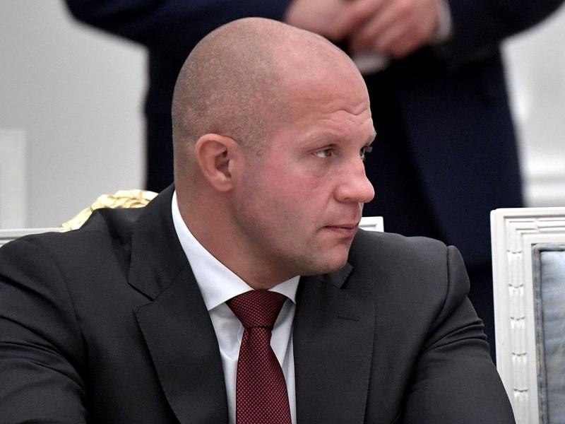 Федор Емельяненко обошел Хабиба в рейтинге лучших бойцов по версии CBS