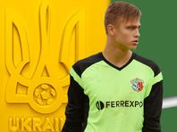 16-летний школьник отразил три пенальти в полуфинале Кубка Украины по футболу (ВИДЕО)