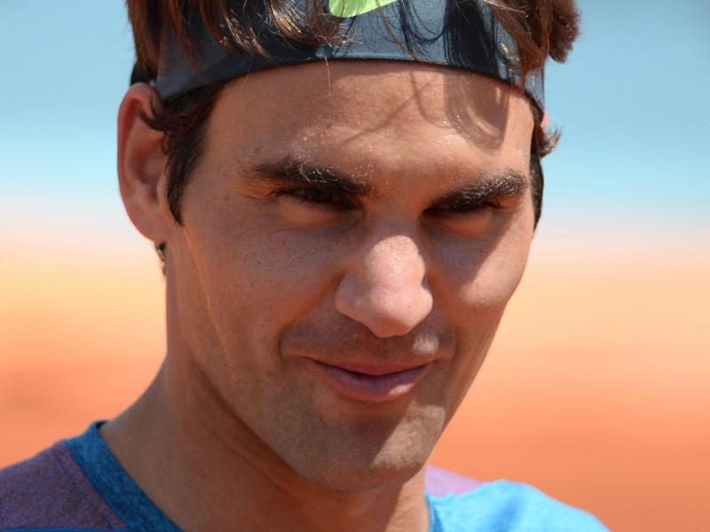 Двадцатикратный победитель турниров серии Большого шлема швейцарец Роджер Федерер несколько недель назад перенес артроскопию правого коленного сустава и не будет выступать на турнирах в 2020 году