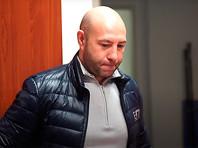 Питерская полиция пришла с обыском к известному хоккеисту Максиму Сушинскому