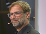 Юргена Клоппа признали лучшим тренером в Англии
