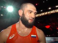 Борец Билял Махов спустя восемь лет стал олимпийским чемпионом Игр-2012 в Лондоне