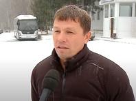 Кандидат на пост главы Союза биатлонистов России (СБР) Виктор Майгуров