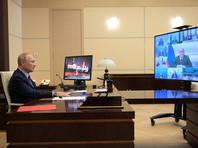 Путину пообещали к 2030 году поднять долю спортивных жителей страны до 70%