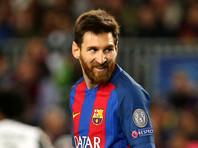 Лионель Месси в рекордный седьмой раз стал лучшим бомбардиром Ла Лиги