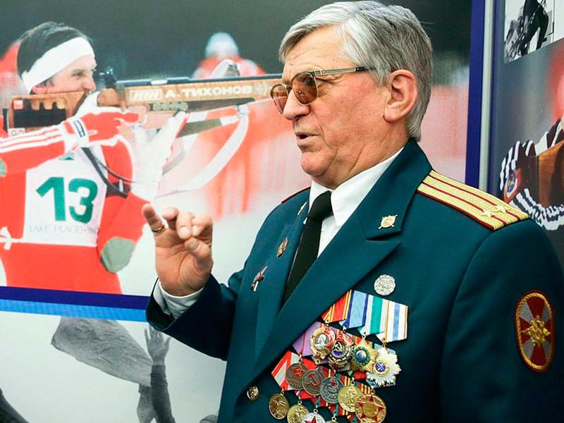 Тихонов назвал экс-президента СБР Драчева прохвостом и должником