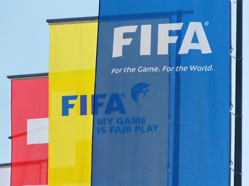 Сборная России сохранила за собой 38-ю позицию в рейтинге ФИФА