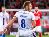 Армеец Никола Влашич признан лучшим футболистом Премьер-лиги по итогам июля