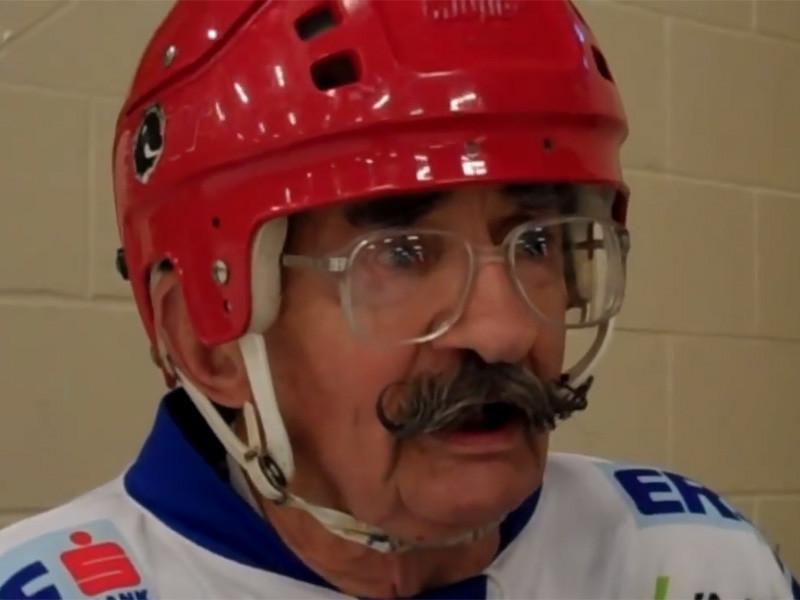 В США в возрасте 99 лет умер старейший из действующих хоккеистов планеты