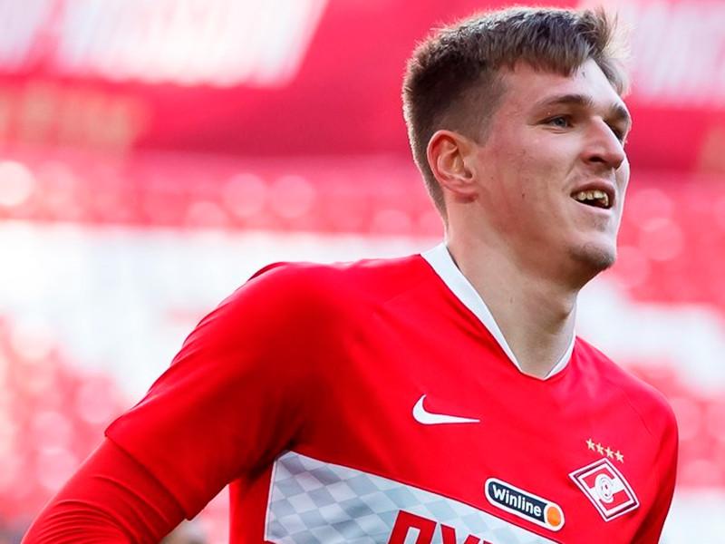 Футболист Александр Соболев поручил вызов в сборную после примирения с Дзюбой