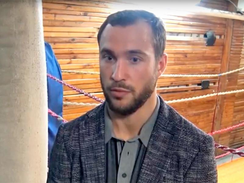 Пойманного на допинге боксера Беспутина позвали на ринг в Екатеринбурге