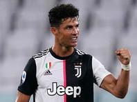 Болельщики назвали Роналду автором самого красивого гола Лиги чемпионов в сезоне-2019/20