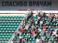 УЕФА запретил пускать зрителей на домашние матчи сборной России по футболу