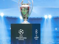 """Футболисты """"Лиона"""" переиграли со счетом 3:1 """"Манчестер Сити"""" в четвертьфинальном матче Лиги чемпионов"""