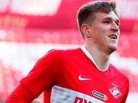 Футболист Александр Соболев получил вызов в сборную после примирения с Дзюбой