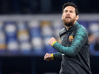 """Английские журналисты утверждают, что """"Барселона"""" согласилась продать Месси """"Манчестер Сити"""""""