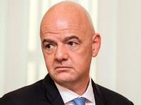 Комитет по этике ФИФА полностью отверг обвинения в адрес президента Инфантино