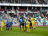 Матчи чемпионата Белоруссии по футболу решили проводить без зрителей