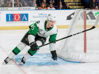 Денис Гурьянов первым из россиян забросил четыре шайбы в матче плей-офф НХЛ