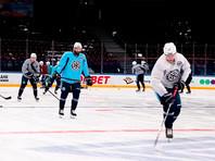 """В хоккейном клубе """"Сибирь"""" зафиксирована вспышка коронавируса"""